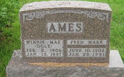 Winnie Mae <i>Ogle</i> Ames