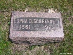 Eupha <i>Elson</i> Bennett