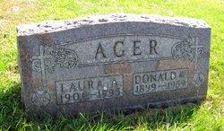 Laura A <i>Mowatt</i> Ager