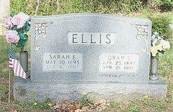 Oran E. Ellis