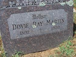 Dovie May <i>Ray</i> Martin