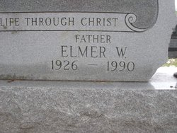 Rev Elmer Ward Arnold