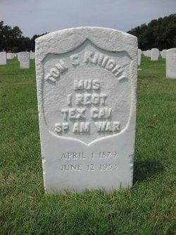 Tom C Knight