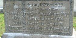 Joseph D. Boyce
