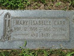 Mary Isabell <i>Murphy</i> Carr
