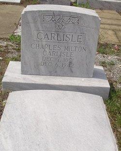 Charles Milton Carlisle