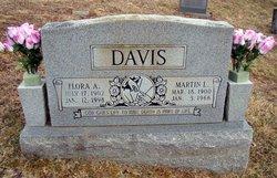 Flora A <i>Woodward</i> Davis