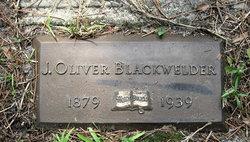 Jesse Oliver Blackwelder