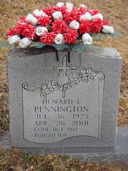 Howard E Pennington