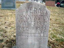 Vera Pennington