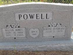 Milton James Powell