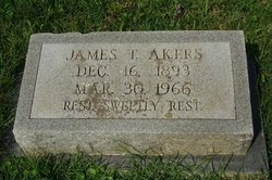 James T Akers