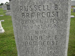 Russell Bush Armacost