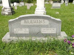 Arthur William Blevins