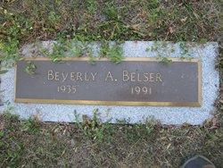 Beverly A. Belser