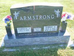 Robert Bob Armstrong