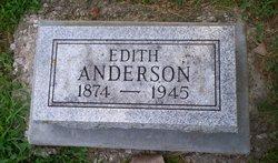 Edith <i>Bellinger</i> Anderson