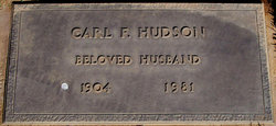 Carl Frederick Hudson