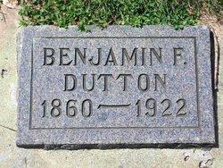 Benjamin Franklin Dutton