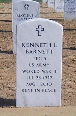 Kenneth L. Barnett