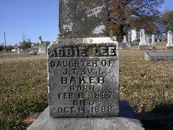 Abbie Lee Baker