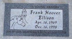 Frank Hoover Ellison