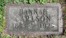 Hannah Carlson