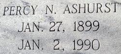 Percy N. Ashurst