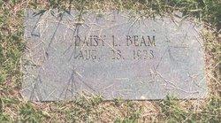 Daisy L. <i>Grindstaff</i> Beam