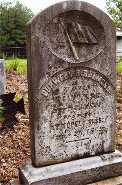 Capt Burwell Boykin Salmond, I
