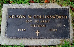 Sgt Nelson W. Collinsworth