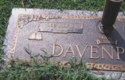 Lee Alvis Davenport