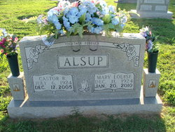 Mary Louise Alsup