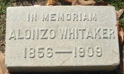 Alonzo Whitaker