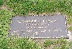 Raymond S Demeo