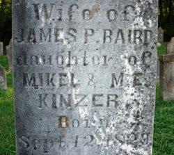 Sara E. <i>Kinzer</i> Baird