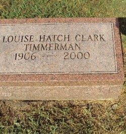 Louise Bunny <i>Hatch</i> Clark Timmerman