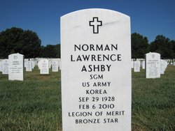 Norman Lawrence Ashby