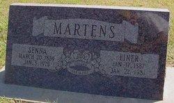 Senna <i>Petersen</i> Martens