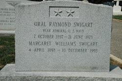 Margaret <i>Williams</i> Swigart