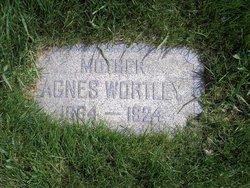 Agnes Tyson <i>Brown</i> Wortley