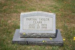 Partha <i>Taylor</i> Clark