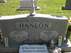 Betty J Hanlon