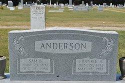 Frankie Alonzo <i>Johnston</i> Anderson