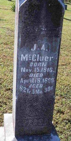 John Allen McCluer