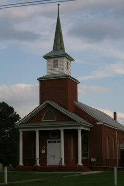 Harlowe United Methodist Cemetery
