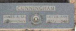 James Alvin Cunningham, Sr