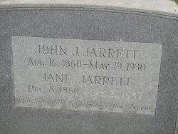 John J Jarrett