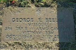 Spec George Fredrick Beeler