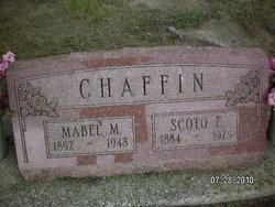 Mabel M <i>Ringle</i> Chaffin